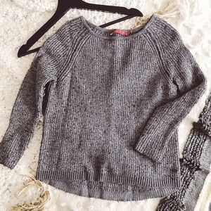 EDC Sweaters - EDC Grey Sweater